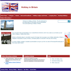 Holiday in Britain